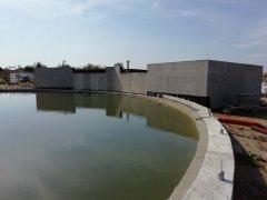 Vodní dílo ve Staročernsku