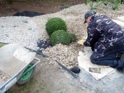 Zahradnické, výkopové a terénní práce