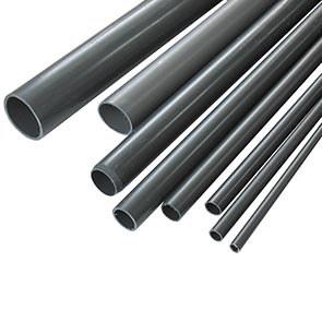 PVC trubka 50mm/2,4mm (1bm) - Stavba jezírka,hadice,trubky,fitinky Hadice,trubky