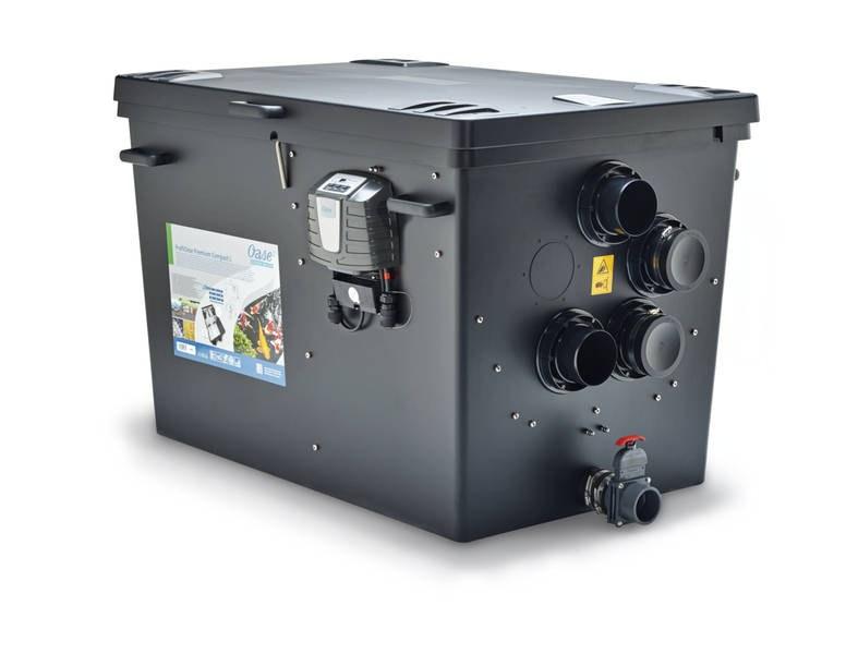 Oase ProfiClear Premium Compact-L gravitační verze EGC (bubnový filtr na 35m3) - Filtry,filtrační sety a filtrační materiály Modulové a bubnové filtry