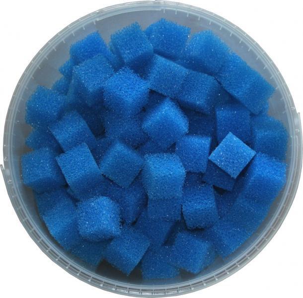 Bioakvacit kostky - filtrační médium (100 l) - Filtry, filtrační materiály Filtrační materiály Bioakvacit-Biomolitan