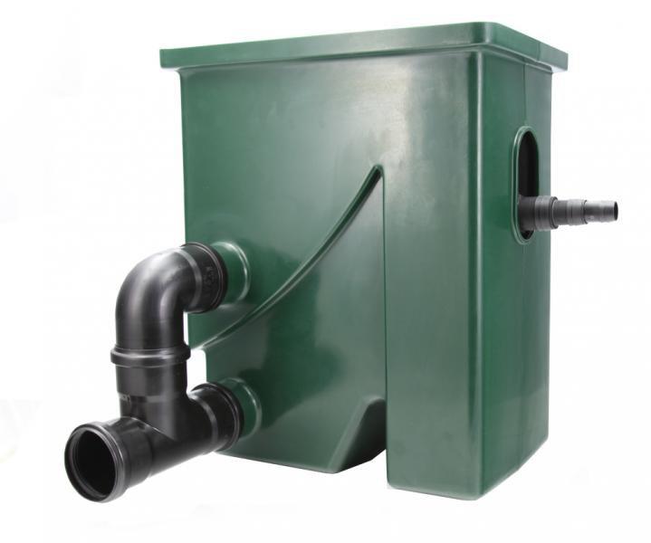 Aqua Forte CompactSieve II (štěrbinový filtr) - Filtry,filtrační sety a filtrační materiály Štěrbinové filtry, odstředivky