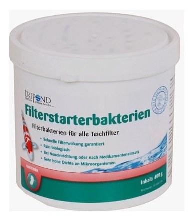 Tripond Filterstarter-startovací bakterie (400g na 50m3) - Péče o vodu, údržba jezírek Startovací bakterie