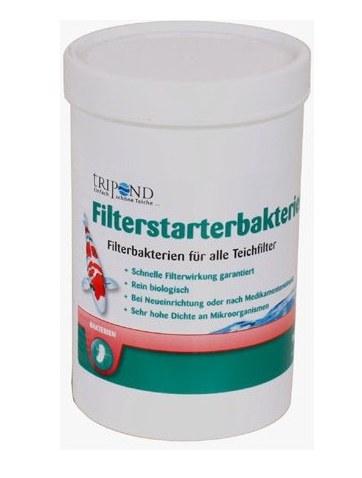 Tripond Filterstarter-startovací bakterie (200g na 25m3) - Péče o vodu, údržba jezírek Startovací bakterie