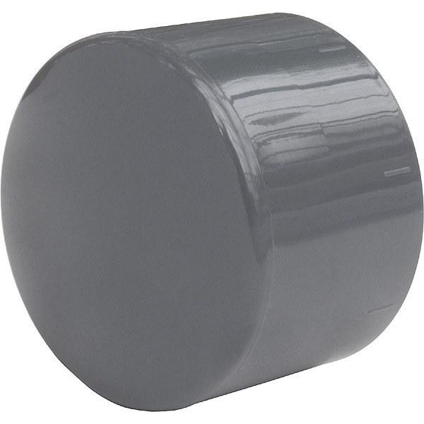 PVC zátka 40mm - Stavba jezírka,hadice,trubky,fitinky Tvarovky,fitinky Zátky