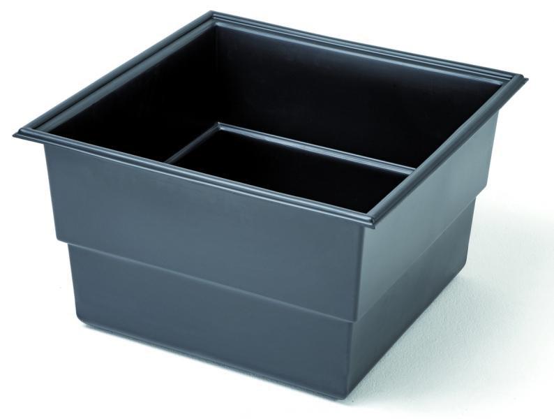 Oase PE plastové hranaté jezírko (180L) - Fólie, geotextílie, plastová jezírka Plastová jezírka