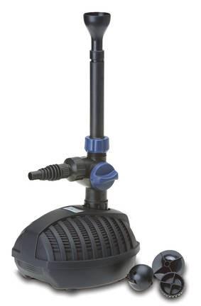 Oase Aquarius Fountain Set Classic 3500 (fontánové čerpadlo) - Vodní hry a fontány Fontánová a efektová čerpadla