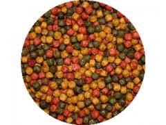 Tříbarevné krmivo pro KOI (4kg- 3mm)