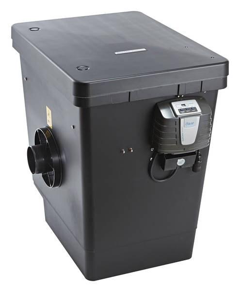 Oase BioTec Premium 80000 EGC (bubnový prémiový filtr/čerpadlová verze) - Filtry,filtrační sety a filtrační materiály Modulové a bubnové filtry