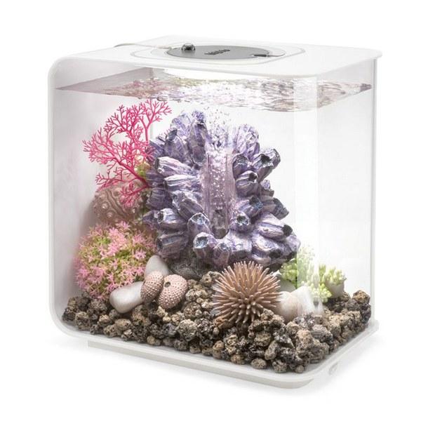 Oase biOrb FLOW 15 MCR (akvárium bílé) - Akvaristika Oase biOrb Akvária biOrb biOrb FLOW