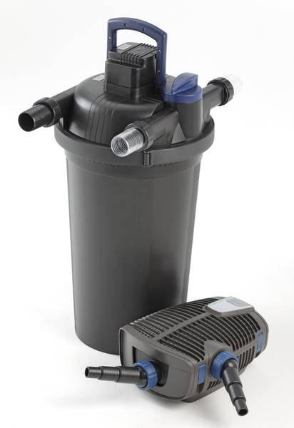 Oase FiltoClear set 20000 (filtrační set na 5m3) - Filtry,filtrační sety a filtrační materiály Oase filtry