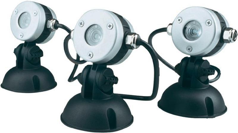 Oase LunAqua Mini LED cold (jezírkové LED osvětlení) - Osvětlení, elektro k jezírku Osvětlení jezírka