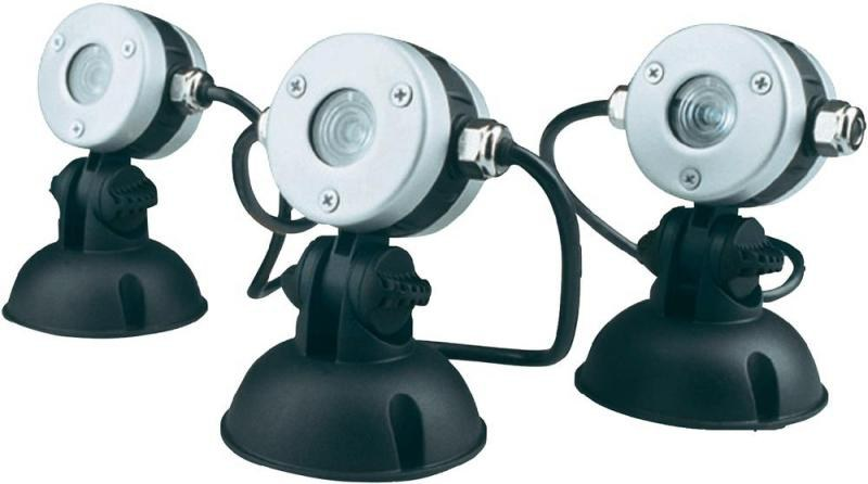 Oase LunAqua Mini LED warm (jezírkové LED osvětlení) - Osvětlení, elektro k jezírku Osvětlení jezírka