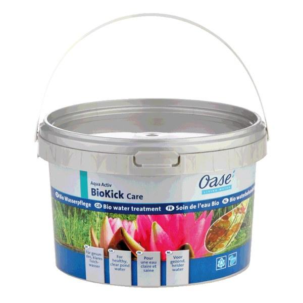 Oase BioKick Care - biologická péče o jezírko (2l na 100m3) - Péče o vodu, údržba jezírek Úprava hodnot vody