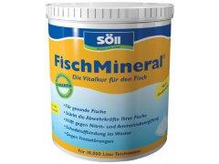 Söll FischMineral-důležité minerály pro ryby (1kg na 10m3)