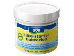 Söll FilterStarter Bakterien-startovací bakterie (100g na 15m3)