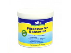 Söll FilterStarter Bakterien-startovací bakterie (500g na 75m3)
