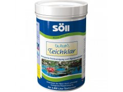 Söll Dr. Roths TeichKlar-pro čisté jezírko (250g na 5m3)
