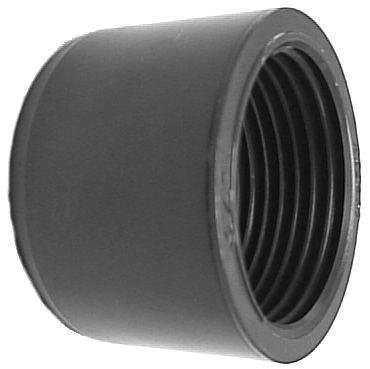 """PVC redukce krátká vkládací se závitem 25x1/2"""" int. - Stavba jezírka,hadice,trubky,fitinky Tvarovky,fitinky Redukce"""