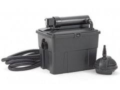 Pontec MultiClear 5000 (průt. filtr+UV+čepradlo na 1,3m3)