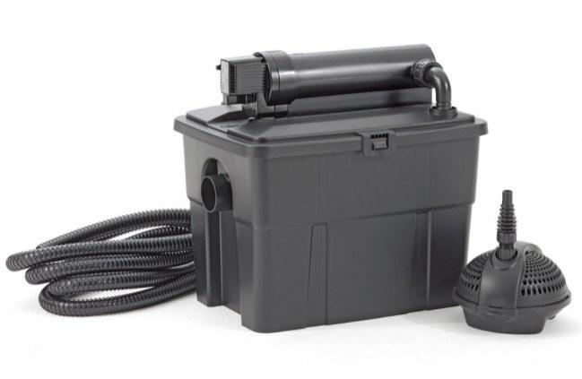 Pontec MultiClear 5000 (průt. filtr+UV+čepradlo na 1,3m3) - Filtry,filtrační sety a filtrační materiály Filtrační sestavy