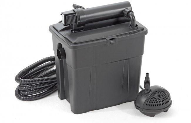 Pontec MultiClear 8000 (filtrační set na 2m3) - Filtry, filtrační materiály Filtrační sestavy