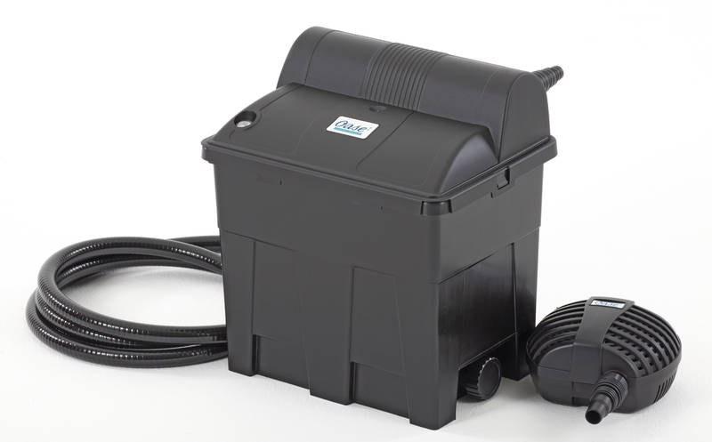 Oase BioSmart Set 5000 (filtrační set na 1,3m3) - Filtry,filtrační sety a filtrační materiály Oase filtry