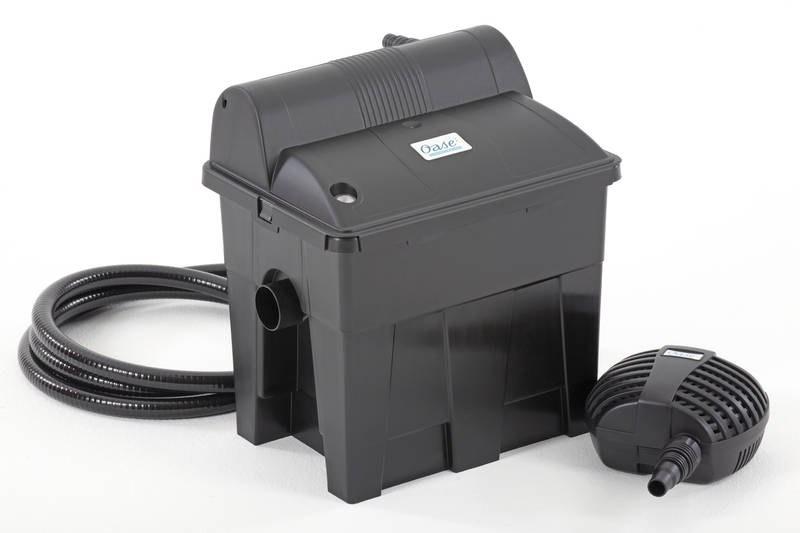 Oase BioSmart Set 7000 (filtrační set na 1,7m3) - Filtry,filtrační sety a filtrační materiály Oase filtry