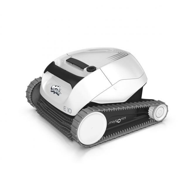 Dolphin E10 (bazénový robotický vysavač) - Bazénové příslušenství, filtry, čerpadla Bazénové vysavače