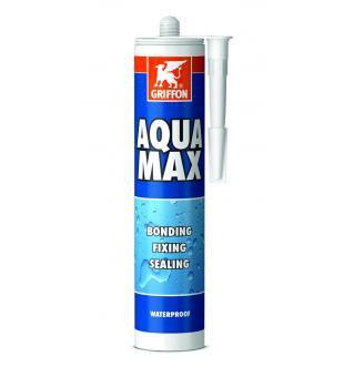 Griffon AquaMax bazénový/jezírkový tmel (425g) - Fólie, geotextílie, plastová jezírka Lepidla, spojovací pásky