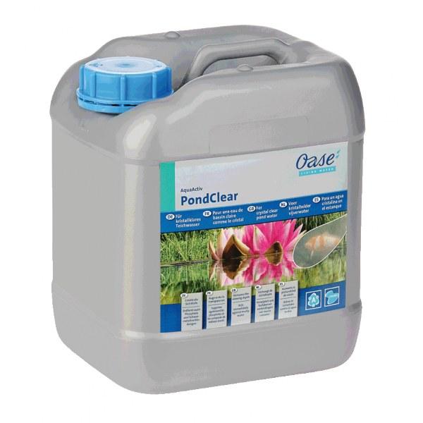 Oase AquaActiv PondClear - odstraňuje zelenou vodu (5l na 100m3) - Péče o vodu, údržba jezírek Přípravky proti zelené vodě