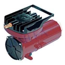 Hailea ACO-007D (pístový vzduchovací kompresor 12V) - Vzduchování, kompresory Vzduchování,kompresory