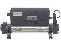 Elecro 3kW, 230V - profi průtokový ohřívač vody