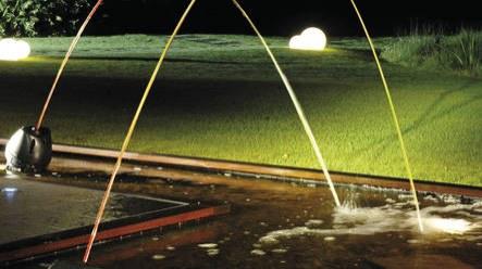 Oase Jumping Jet Rainbow Star Set (vodní hra) - Osvětlení, elektro u jezírka Vodní hry s osvětlením