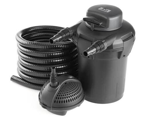 Pontec PondoPress 5000 (filtrační set na 1m3) - Filtry,filtrační sety a filtrační materiály Filtrační sestavy