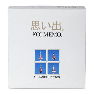 KOI MEMO - Poukázky,dárky, suvenýry (KOI) Ostatní suvenýry