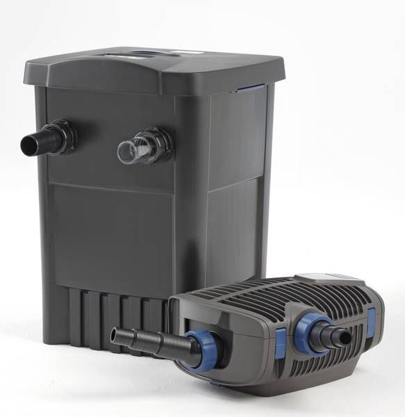 Oase FiltoMatic Sets 7000 CWS (filtrační set na 2m3) - Filtry,filtrační sety a filtrační materiály Oase filtry