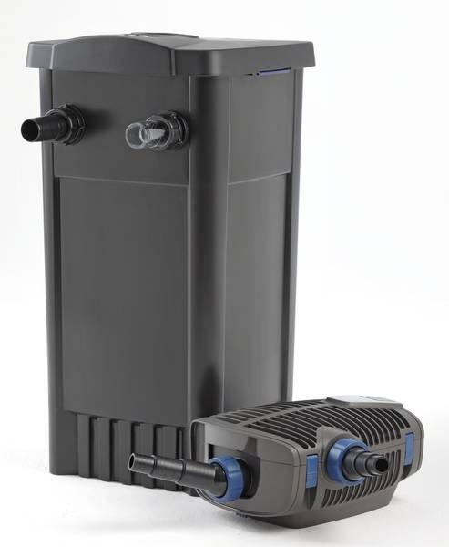 Oase FiltoMatic Sets 14000 CWS (filtrační set na 3,5m3) - Filtry,filtrační sety a filtrační materiály Oase filtry