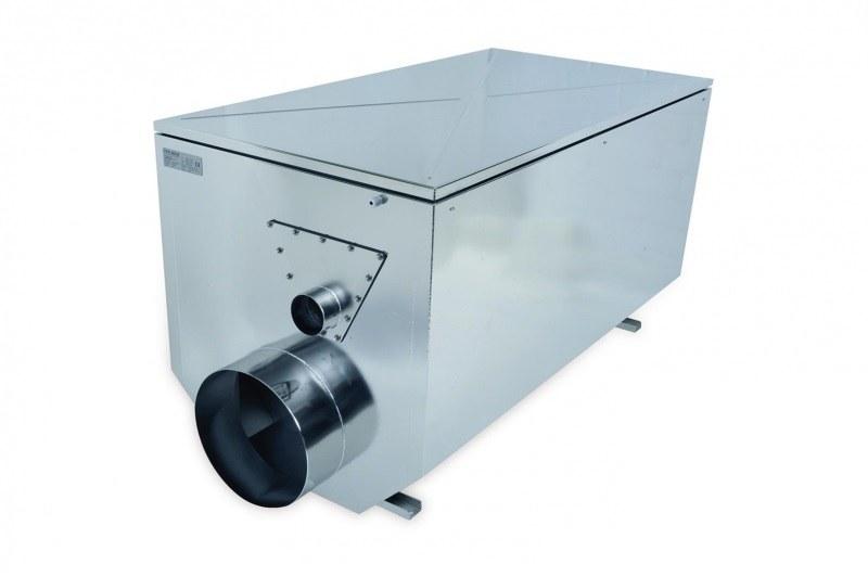 New Aqua D830 bubnový filtr (180m3/hod) - Filtry, filtrační materiály Modulové a bubnové filtry