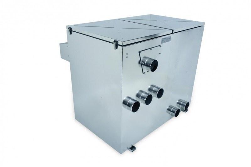 New Aqua K511 bubnový filtr s biokomorou (30m3/hod) - Filtry, filtrační materiály Modulové a bubnové filtry