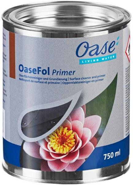 OaseFol Primer - aktivátor kaučukové fólie (750ml) - Fólie, geotextílie, plastová jezírka Lepidla, spojovací pásky