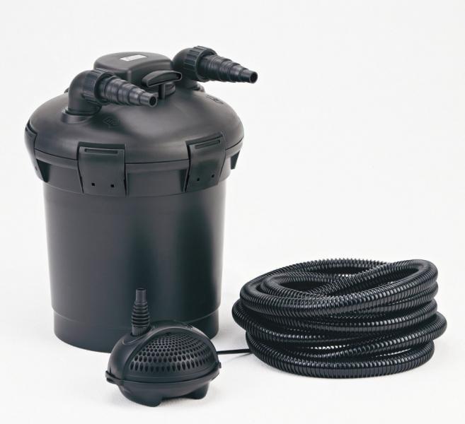 Pontec PondoPress 10000 (filtrační set na 2,5m3) - Filtry,filtrační sety a filtrační materiály Filtrační sestavy