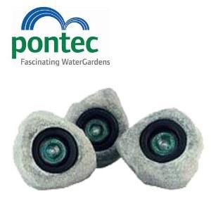 Pontec PondoStar set 30 (jezírkové osvětlení) - Osvětlení, elektro k jezírku Osvětlení jezírka