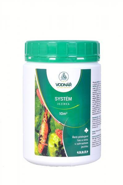 Vodnář NA ŘASY SYSTÉM - prevence na vláknitou řasu (0,25kg na 10m3) - Péče o vodu, údržba jezírek Přípravky na prevenci