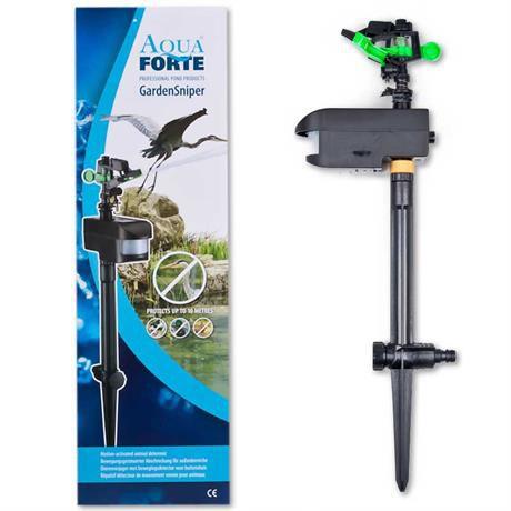 AquaForte Garden Sniper (plašič proti vetřelcům) - E-shop Ryby a potřeby pro ryby