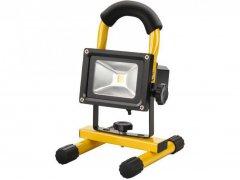 Reflektor LED 10W, nabíjecí