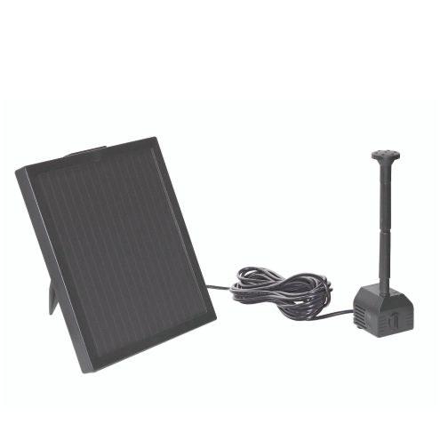 Pontec PondoSolar 150 (jezírkové čerpadlo na solární pohon) - Vodní hry a fontány Solární čerpadla