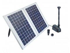 Pontec PondoSolar 1600 (jezírkové čerpadlo na solární pohon)