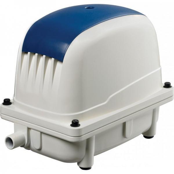 Jebao PA-60 ECO Air Pump (membránový vzduchovací kompresor) - Vzduchování, kompresory Vzduchování,kompresory