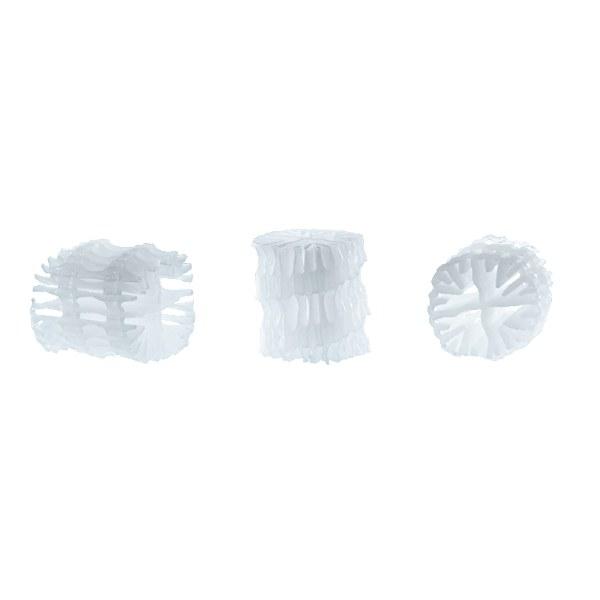 Oase Hel-X 13 Biomedium 25 l (filtrační médium) - Filtry,filtrační sety a filtrační materiály Filtrační materiály Kaldnes